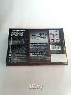 Wurth 31 piece Ratchet spanner mini assortment set Limited Edition