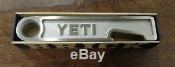 YETI Brick Bottle Opener NEW Limited Edition UNIQUE Rare Collector Piece Huge