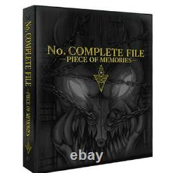Yu-Gi-Oh Duel Monsters No. Complete File -Piece Of Memories- Limited Japanese