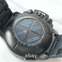 Zenith Defy Xtreme Open El Primero Sea Limited Edition 250 Pieces Watch