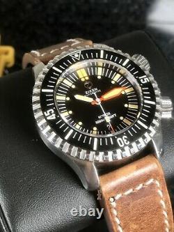 Zixen Nitrox Vintage Limited Edition 300 Pieces 500m Diver Swiss Automatic 44mm