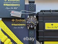 Zodiac Sea Wolf X Huckberry Farallon Limited Edition 82 Pieces Worldwide