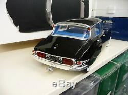 112 Norev Citroen Ds 19 Noire 1958 Edition Limitée À 200 Pièces Neu Nouveau