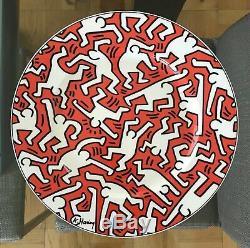 13 Plaque Keith Haring, Une Piece D'art, Édition Limitée, Mint Condition