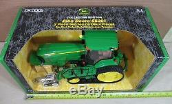 2 Pièces John Deer, 8520t Tracteur Cabine Effacer Fenêtres & Steps-cast 116 Die & 164