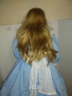 36 Alice Au Pays Des Merveilles Doll Piece Galerie Principale Limited Edition Htf