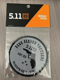 5.11 Tactical Tampa Florida Store Grand Opening Patch Rare- Édition Limitée