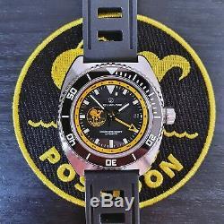 Aquadive Poseidon Gmt Limited Edition 1000m 300 Pièces Dans Le Monde Entier