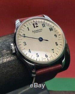 Azimuth Back In Time L'édition Limitée De 12 Pièces Glenlivet Automatique Swiss
