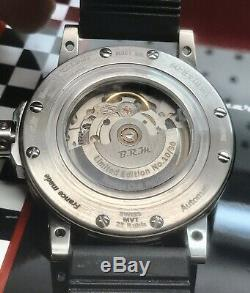 B. R. M Brm Sea-doo Limited Edition Automatique V6-44-sa-sq-seadoo 44mm 10/30 Pièces