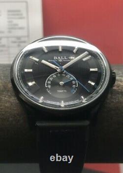 Ball Pour Bmw Tmt Chronomètre Swiss Automatic Limited Edition 999 Pièces 44mm