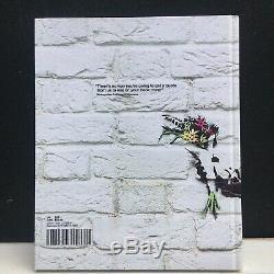 Banksy Wall Et Piece Par Banksy 1er / 1er Hb Ltd Ed 2005 Vg + Jaquette