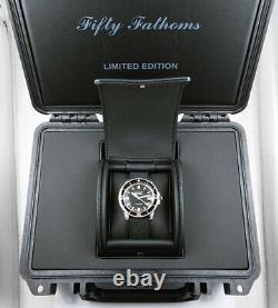Blancpain Fifty Fathoms'barakuda 'edition Limitée 500 Pièces (2020)