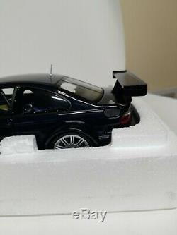 Bmw M3 Gtr Limited Edition 3000 Pièces 118 Coincé Kyosho