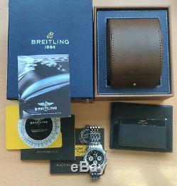 Breitling Navitimer 01 Battle Of Britain Edition Limitée 75 Pièces Nouveau! Rare