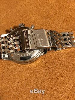 Breitling Navitimer Cosmonaute A22322 Limited Edition De 1000 Pièces Ensemble Complet