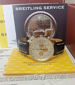 Breitling Navitimer H41322 50e Anniversaire Édition Limitée De 50 Pièces