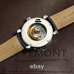 Bremont Solo/18 Sqn Inox Steel Edition Limitée 50 Pièces