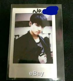 Bts Jungkook Polaroid Dark & Wild Ltd Carte Autographiée Bangtan Rare 777 Pièces 2