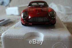 CMC Aston Martin Db4 Zagato Red Ltd 1000 Pièces 1/18