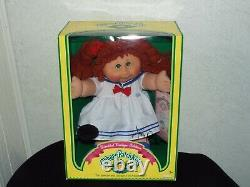 Cabbage Patch Kid Limited Vintage Edition New Nib 2011 Fille