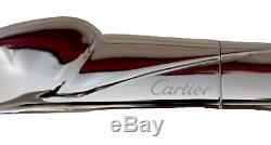 Cartier Panthere Argent Édition Limitée Plume / 500 Pièces