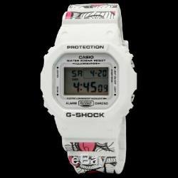 Casio G-shock Édition Limitée À 190 Exemplaires Dw-5600mw-7insa