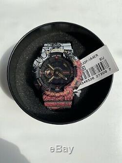 Casio G-shock Ga-110jop One Piece Edition Limitée Bnib Complet Gratuite P & P