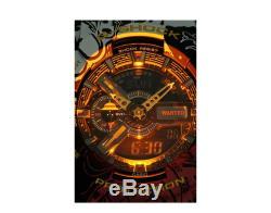 Casio G-shock X One Piece Ga110 Résine Analogique-numérique Multi-montre Ga110jop 1a4