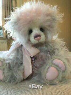 Charlie Bears Dreamgirl Limited Edition De 250 Pièces Mohair / Alpaga