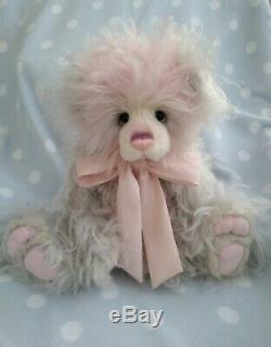 Charlie Bears Dreamgirl Limited Edition De Seulement 250 Pièces Mohair / Alpaga