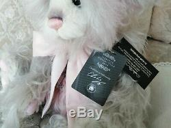 Charlie Bears Dreamgirl Limited Edition No. 30 De 250 Pièces Mohair / Alpaga