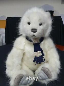 Charlie Bears Lord Of The Arctic Édition Limitée À 2000 Pièces