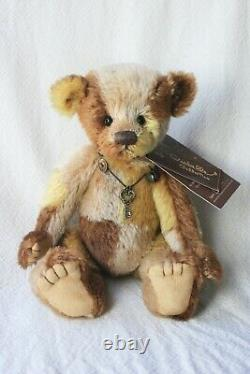 Charlie Bears'patch' Ltd Edition #131 0f 250 Superb Condition With Tags