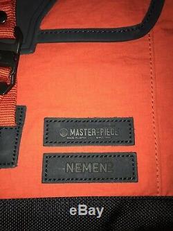 Chef-d'œuvre X Nemen $ 450 Ltd Mspc Japon Tête De Sac Potentielle Porter Nanamica
