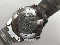 Christopher Ward C60 Trident Pro 600 Cosc 100 Pièce Le Plus Nouveau Bracelet Et Bracelet