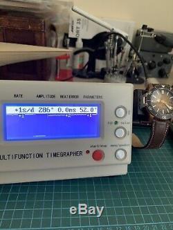 Christopher Ward Trident Pro 600 Bronze Cosc Chronometer, Limitée À 300 Pièces