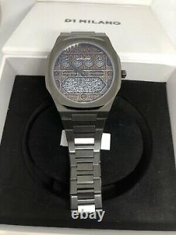 D1 Milano Kaaba Limited Edition Ultra Thin Watch, 700 Pièces Seulement