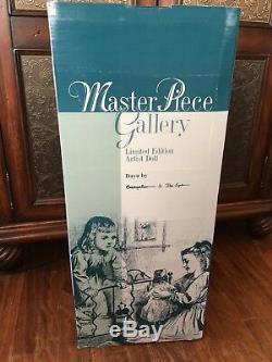 Dayu Collection Dolls Porcelain Ltd Edition 220/600 1990 Galerie De Pièces Maîtresses