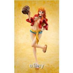De Japon Excellent Modèle P. O. P One Piece Édition Limitée Nami Mugiwara Ve