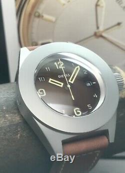 Dievas Mg-1 Special Edition Limitée 99 Pièces 45mm Allemand Superalliages Case 1000m