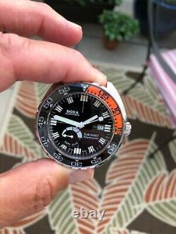 Doxa Sub 4000t Sharkhunter Sapphire Bezel 47mm Limited Edition 200 Pièces