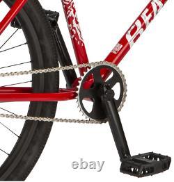 Eastern Growler 26 Ltd Bmx Bicycle Bike 3 Piece Crank Chromo Frame 2020 Rouge