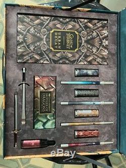 Édition Limitée Ensemble De 13 Pièces Game Of Thrones Vault Urban Decay (à La Main)