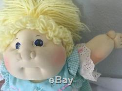 Enfance Limitée 1999: Blue Creek Preemie Cabbage Patch De Xavier Roberts
