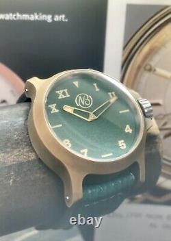Ennebi Fondale Kairos Bronzo Vert 9685 Limited Edition 33 Piece Automatic 1000m