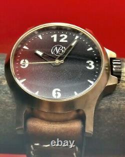 Ennebi Trouvable Kairos Bronzo 9685 Limited Edition 33 Piece Automatique 1000m De Plongée