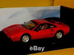 Ferrari 308 Gtb Limitée À 5000 Pièces Elite Hotwheels T6923 1/18