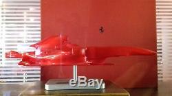 Ferrari Officiel 2008 1/12 Pièce D'art Silhouette Édition Limitée 100pcs F2008