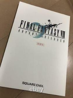 Final Fantasy 7 Advent Children Pieces Limited Edition Figure Cap